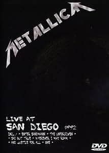 Metallica - Live at San Diego 1992