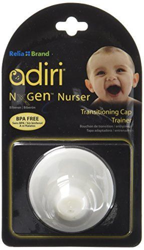 Adiri NxGen Nurser Transitional Cap - White