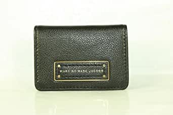 Marc Jacobs Folding Credit Card Holder in Black