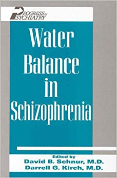 Water balance in schizophrenia david b schnur for Forno elettrico david progress prezzo