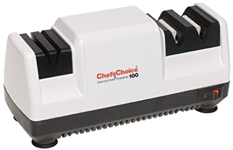 sale chef 39 s choice 100w diamond hone knife sharpener reviews vrf 7. Black Bedroom Furniture Sets. Home Design Ideas
