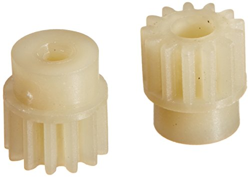 Iron Track Atomik RC Pinion Gear for Iron Track Centro 4WD RC Truggy Vehicle, 2-Piece - 1