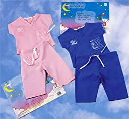 Baby Scrubs (Blue)