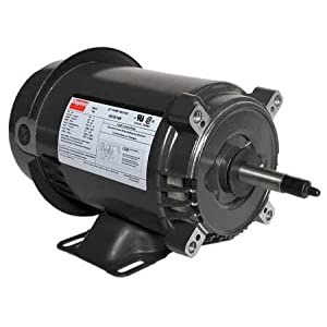 Dayton 6k581 motor 3 4hp jet pump industrial jet pumps for Industrial pump and motor
