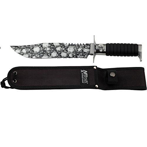 Mtech Usa Xtreme Mx-8091C Overall Fixed Blade Knife, 14-Inch