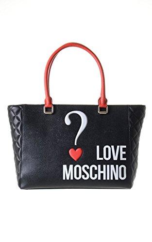 Borsa Moschino Nuova collezione Love nera JC4085