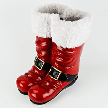 Santa Boots Decoration