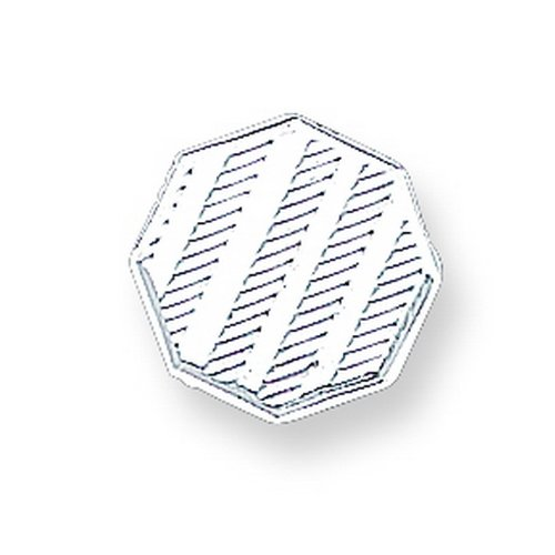 Sterling Silver Tie Tac. Metal Weight- 2g