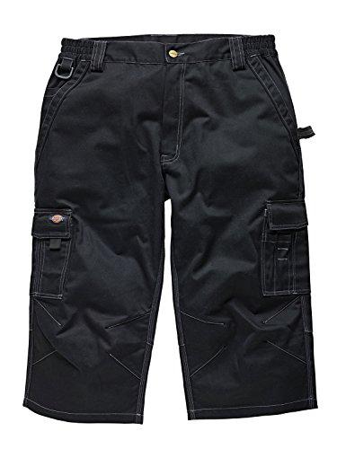 DICKIES pirati, pantaloncini Bermuda IN30070 pantaloncini Nero