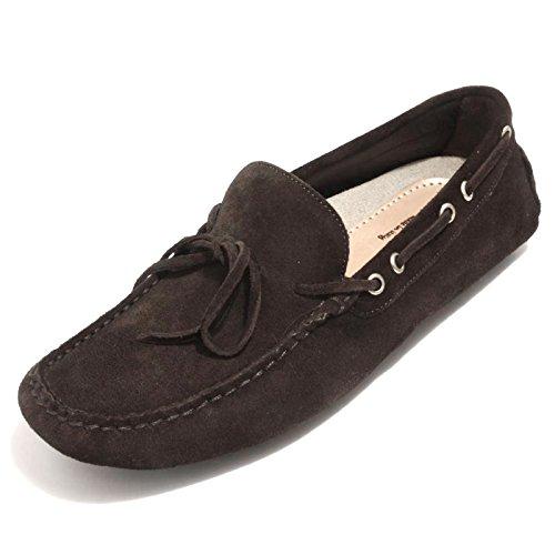 87286 mocassino J. WILTON SOFTY DELAVE' HANDMADE scarpa uomo loafer shoes men [44]