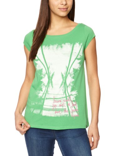Rip Curl Bonnie Women's T-Shirt Island Green X-Large