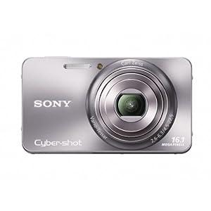 索尼Sony Cyber-Shot DSC-W570 16.1 MP银色数码相机