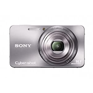 Sony Cyber-Shot DSC-W570 16.1 MP Digital Still Camera