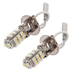 Buying guide of sodial r 2 x car h3 26 smd 3528 led xenon for Led bulb buying guide