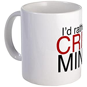 CafePress Watch Criminal Minds Mug