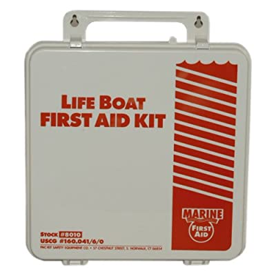 Pac-Kit Weatherproof Life Boat First Aid Kit by Acme United Corporation