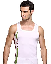 ONN Mens Assorted Pack of 2 Italia NP941 Fashion Vest (Large)