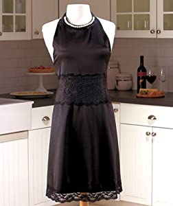 The Little Black Dress Apron