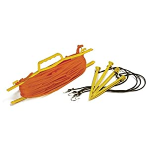 Buy Tandem Sport Rope Volleyball Court Lines, Orange by Tandem