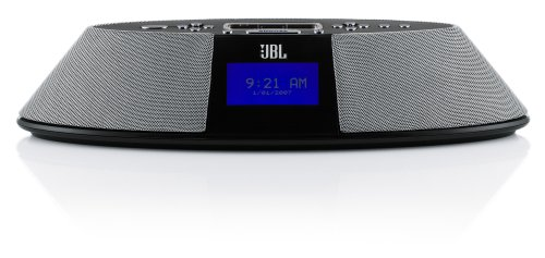 Jbl On Time 400Ihd High-Performance Speaker Dock With Hd Digital Radio For Ipod (Black)