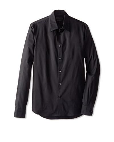 Alexander McQueen Men's Jacquard Skull Shirt