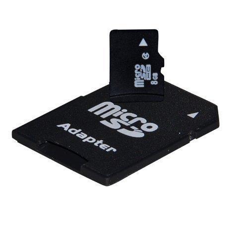 Demarkt 8GB Micro SDHC Tarjeta de Memoria con Adaptador SD TF MICROSD HC