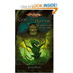 Goblin Nation: The Stonetellers, Volume Three by Jean Rabe