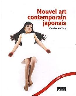 Nouvel art contemporain japonais caroline ha for Art contemporain livre