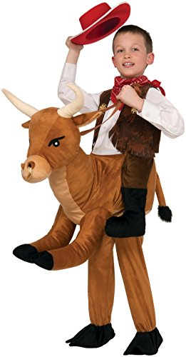 Ride on a Bull Costume for Children