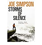 Storms of Silence (0099578115) by JOE SIMPSON