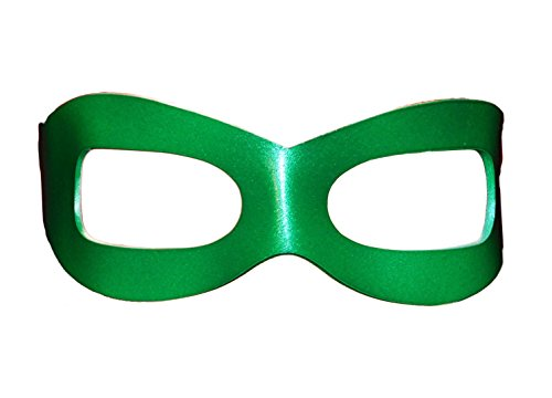 The Riddler Green Leather Mask Halloween Batman Superhero Costume Unisex