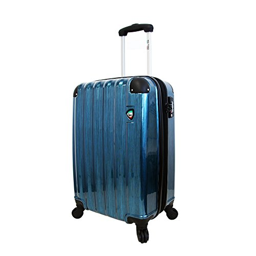 mia-toro-spazzolato-lucido-hardside-spinner-carry-on-burgundy-one-size