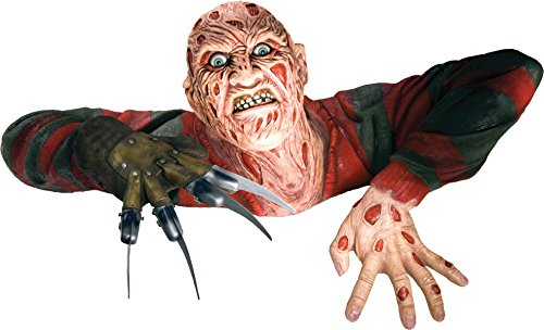Nightmare Street Freddy Krueger Decoration