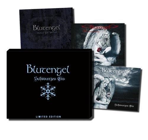 BlutEngel - Schwarzes Eis Boxset - Zortam Music