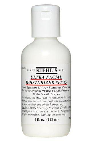 Kiehls - Ultra Facial Moisturizer - SPF 15 - 4oz.