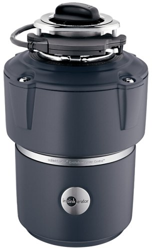 InSinkErator Evolution Cover Control 3/4 HP Household Food Waste Disposer