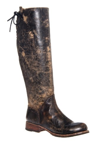 Manchester II Low Heel Knee High Boot