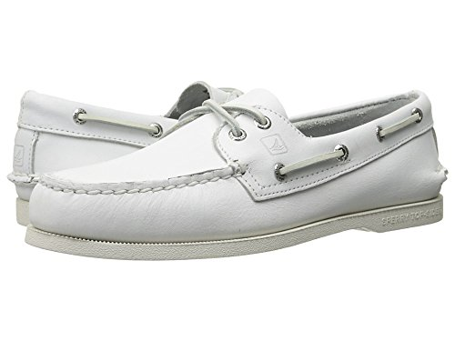 (スペリートップサイダー) SPERRY TOPSIDER 靴・シューズ Sperry Top-Sider A/O 2-Eye White US 13 (31cm) M