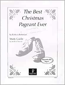 The best christmas pageant ever book study