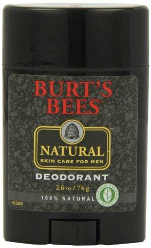 Burt's Bees Men's Deodorant, 2.6 Ounce Units (Tens Unit Male compare prices)