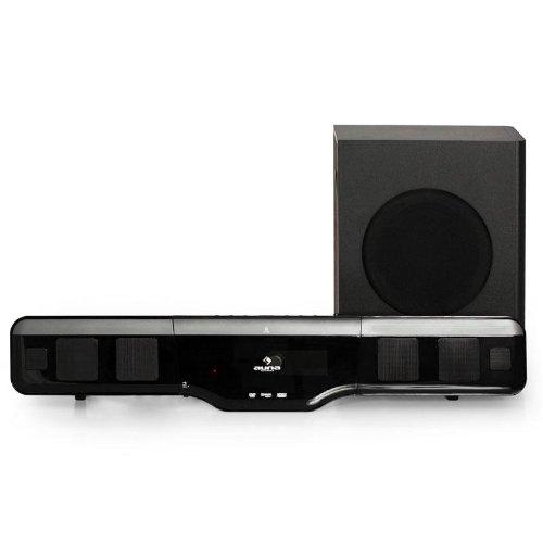 meuble tv barre de son pas cher. Black Bedroom Furniture Sets. Home Design Ideas