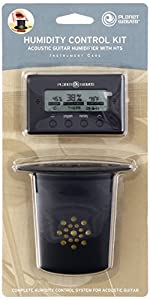 Planet Waves Acoustic Guitar Humidifier with Digital Humidity & Temperature sensor from D'Addario &Co. Inc