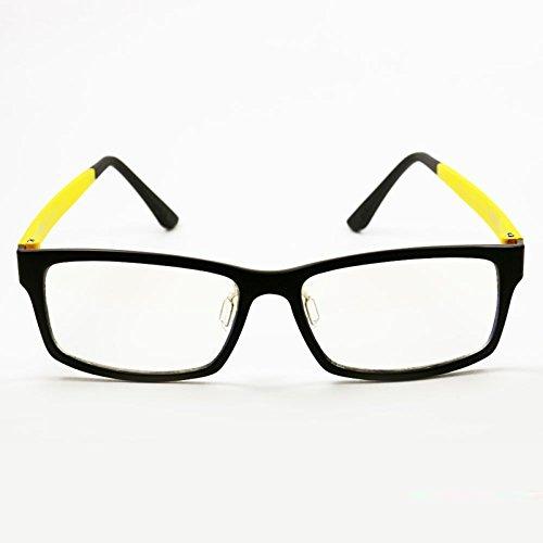 hornettek yel107 computer gaming glasses with blue light protection uv filter eyewear light. Black Bedroom Furniture Sets. Home Design Ideas