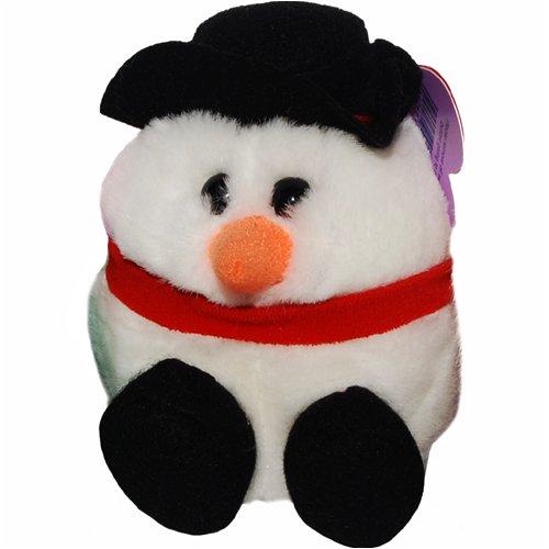Puffkins Bean bag, NWT - Flurry the Snowman