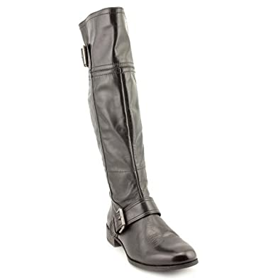 Nine West Vermillion Womens Size 5 Black Fashion Knee-High Boots