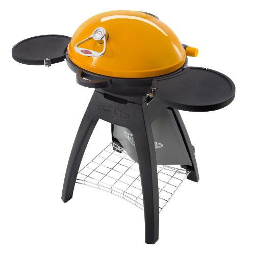 BeefEater BUGG Grill 49924US Grill with Stand, Amber