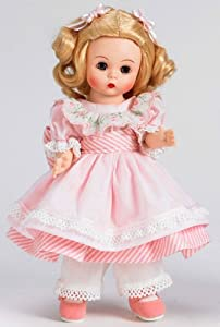 "Madame Alexander Dolls, 8"" Amy, Little Women Collection"