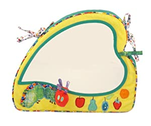 Kids Preferred The World of Eric Carle The Very Hungry Caterpillar Toy, Mirror