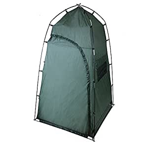 Stansport Cabana Privacy Shelter, Green/Tan