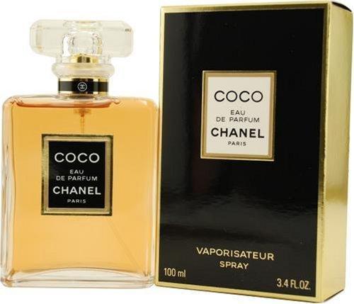 COCO discount duty free C h a n e l Coco Eau de Parfum for women 3.4oz (100ml)